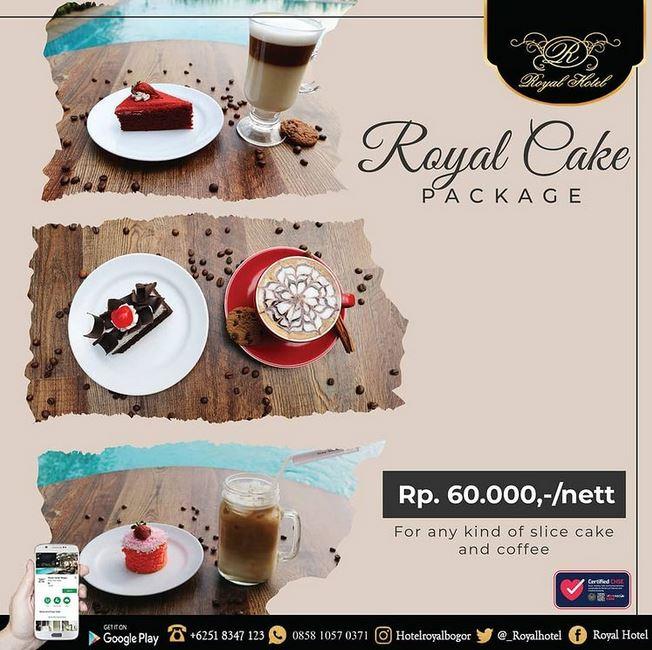 Royal Cake Package